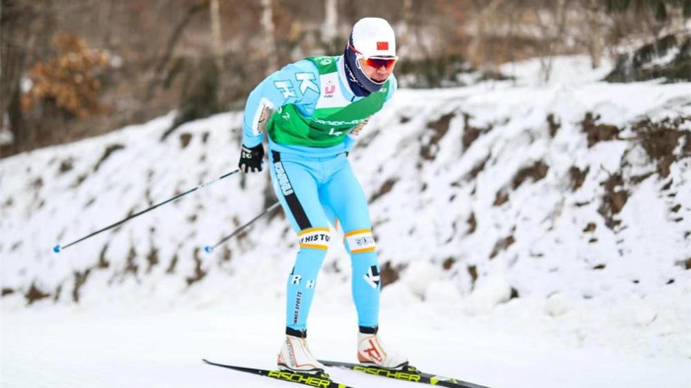 中国大学生越野滑雪锦标赛长春落幕 14所高校的150余名大学生参赛