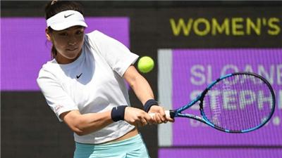 查尔斯顿女网赛首场中国网球选手张帅、王欣瑜均不敌对手惨遭淘汰