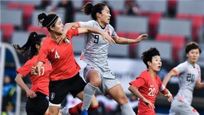 贾秀全:中韩女足实力在伯仲之间各有各的特点 希望作为教练进军奥运会