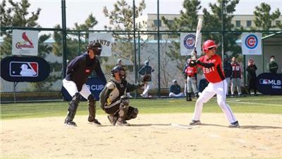 青少年棒球春季公开赛在威海启航 超过200名小球员参赛