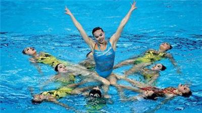 国际泳联宣布花样游泳奥运资格赛将于7月于东京举行
