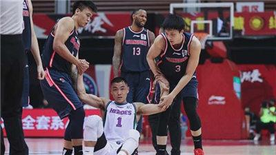 广东再胜山东总比分2:0淘汰对手 连续第三年晋级总决赛