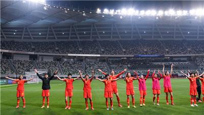 奥运会足球赛程公布 中国女足首场与巴西队的比赛定在宫城体育场