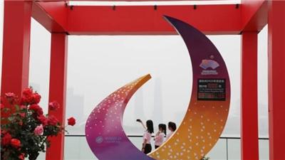 开幕倒计时500天 杭州亚运会首批倒计时装置揭牌亮相