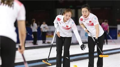 女子冰壶世锦赛:俄罗斯虽遭遇首败但仍率先锁定2022年北京冬奥会参赛席位