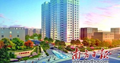 广州荔湾开启2021年高质量发展的下半场 17个重大项目集中动工